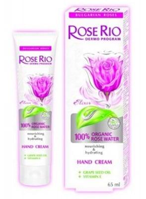 Rose Rio hand cream 65 ml. / Роуз Рио Хидратиращ крем за ръце 65 мл.