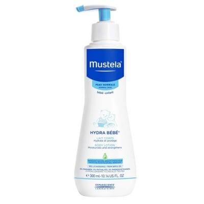 Mustela Hydra Bebe Body lotion 300 ml / Мустела Хидра Бебе Хидратиращ лосион за тяло 300 мл.