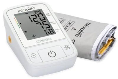 Electronic apparat for blood pressure measurement Microlife BP A3L Comfort / Електронен апарат за измерване на кръвно налягане Микролайф BP A3L Comfort