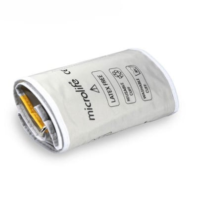 Cuff for electronic apparat for blood preassure measurement Microlife M-L / Маншон за апарат за кръвно налягане Микролайф размер М-Л мек