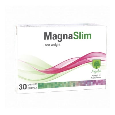 Magnalabs Magna Slim 30 capsules / Магналабс Магна Слим 30 капсули