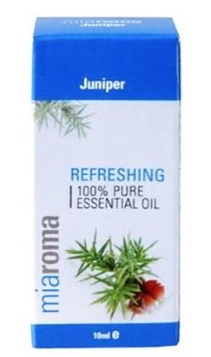 Spearmint essential oil 10 ml. MIAROMA / Етерично масло от Сладка мента (Джоджен) 10 мл. MIAROMA
