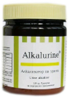 Alkilurin powder 150 g. / Алкалурин гранули 150 гр.