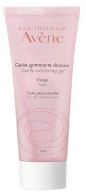 Avene Gentle Exfolianting gel 75 ml. / Авен Нежен ексфолиращ гел за лице 75 мл. .