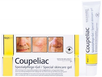 Coupeliac Special Skincare Gel 20 ml. / Купелиак Гел За Зачервена кожа 20 мл.