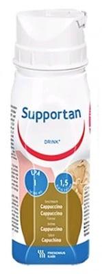Supportan Drink cappuccino 200 ml. / Супортан Ентерална Храна за пиене с вкус на капучино 200 мл.