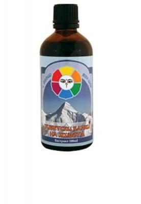 Tibetan drops of life with mumiyo tinctura 100 ml. / Тибетски капки на живота с мумийо тинктура 100 мл.