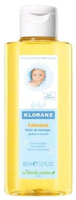 Кlorane bebe massage oil with calendula 100 ml. / Клоран бебе масажно олио с невен 100 мл.