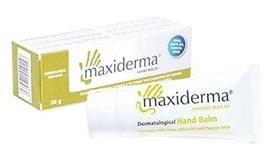 Maxiderma Dermatological Hand Balm 56 g. / Максидерма Балсам за ръце за суха и чувствителна кожа 56 гр.