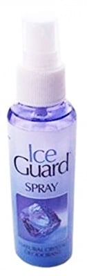 Ice Guard spray natural crystal deodorant 100 ml. / Айс Гард дезодорант от натурален кристал спрей 100 мл.