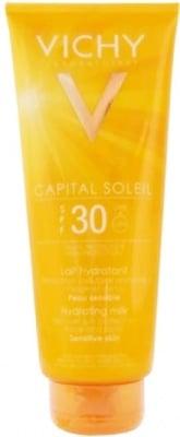 Vichy Soleil Sun Milk For Face And Body SPF 50 + 300 ml. / Виши Солей Слънцезащитно Мляко За Лице и Тяло SPF 50 + 300 мл.