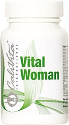Calivita Vital Woman 60 tablets / Каливита Витал Уоман 60 таблетки