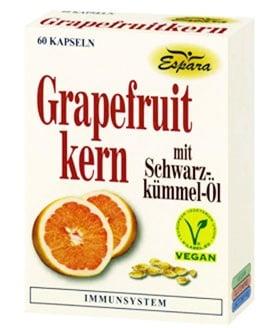 Grapefruit kern 60 capsules / Грейпфрут плюс 60 броя капсули