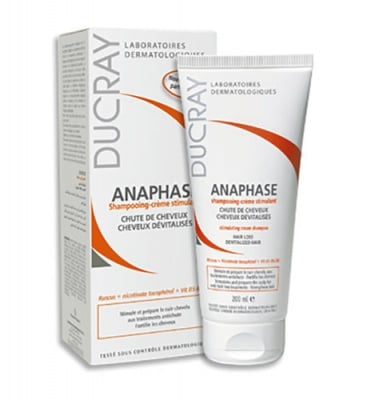 Ducray Anaphase shampoo against hair loss 200 ml / Дюкре Анафаз шампоан против косопад 200 мл.