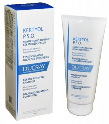 Ducray Kertyol P.S.O. kerato-reducing shampoo 200 ml / Дюкре Кертиол P.S.O. кераторедуциращ шампоан 200 мл.