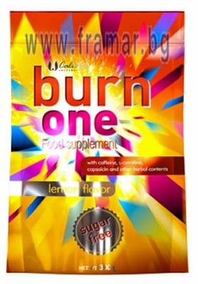 Calivita Shake Burn One 300 g / Каливита Шейк Бърн Уан за изгаряне на мазнини 300 гр.