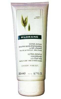 Klorane conditioner oat milk 200 ml / Клоран балсам с мляко от овес 200 мл