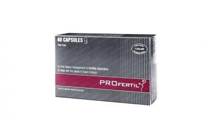 PRОfertil men 60 capsules / Профертил за мъже 60 капсули