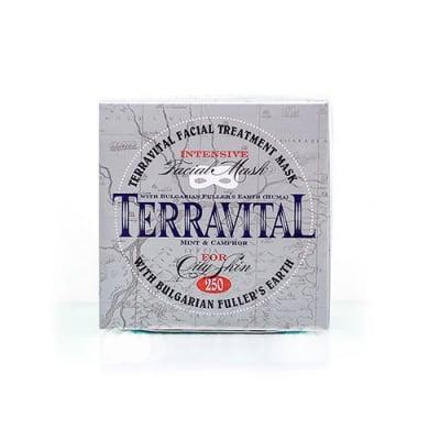 Terravital facial treatment mask for oily skin 250 ml / Теравитал маска за лице за мазна кожа 250 мл