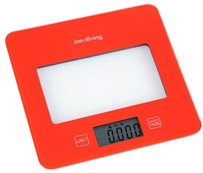 Innoliving Electronic kitchen scale 123 / Иноливинг Електронна кухненска везна 123