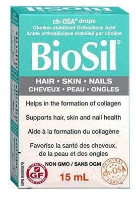Biosil Hair, Skin 7 Nails drops 15 ml. Natural Factors / Биосил Коса, Кожа и Нокти флакон 15 мл. 30 Натурал Факторс