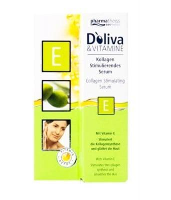 Doliva & vitamine collagen stimulating face serum 15 ml. / Долива колаген стимулиращ серум за лице 15 мл.