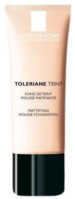 La Rohe Posay Toleriane Teint Mattifying Mousse Foundation SPF 20 Sand 03 30 ml. / Ла Рош Позе Толериан Тейнт Матиращ Фон Дьо Тен Мус SPF 20 Пясък 03 30 мл.