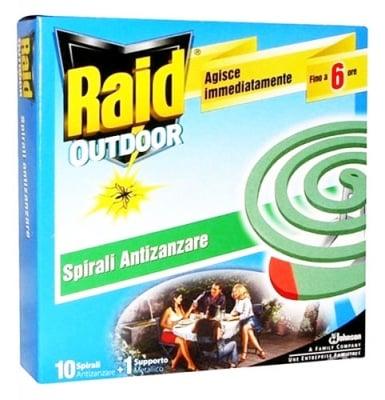 Raid spiral against mosquitoes / Райд спирали за комари
