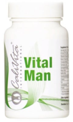 Calivita Vital Man 60 tablets / Каливита Витал Мен 60 таблетки