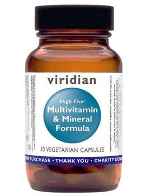 Multivitamin and mineral formu