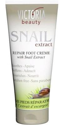 Victoria beauty Foot cream with snail extract 100 ml. / Виктория бюти Крем за крака с екстракт от охлюв 100 мл.