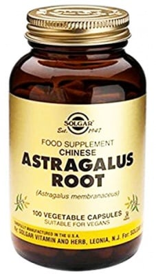 Solgar Astragalus 100 capsules / Солгар Астрагалус 100 капсули