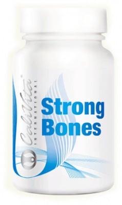 Calivita Strong Bones 100 capsules / Каливита Стронг Боунс 100 капсули