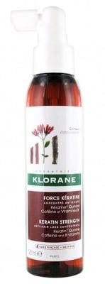 Klorane anti - hair loss concentrate Force keratine 125 ml. / Клоран Концентрат против косопад Форс с кератин 125 мл.