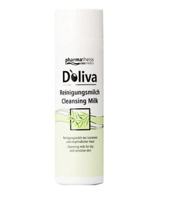 Doliva cleansing milk 200 ml. / Долива почистващо мляко 200 мл.