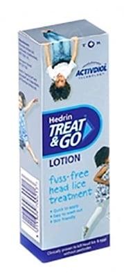 Hedrin Treat & Go Lotion 50 ml. / Хедрин Трийт & Гоу Лосион 50 мл.