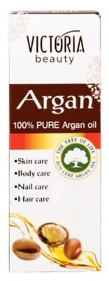Victoria beauty 100% pure argan oil 30 ml. / Виктория бюти 100% чисто арганово масло 30 мл.