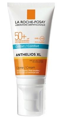 La Roche ANTHELIOS XL Comfort SPF 50+ face cream 50 ml. / Ла Рош АНТЕЛИОС XL Комфорт SPF 50+ слънцезащитен крем за лице 50 мл.
