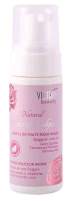 Victoria beauty Natural Roses of Bulgaria Intimate foam wash 160 ml. / Виктория бюти Натурал Роза Интимна пяна 160 мл.