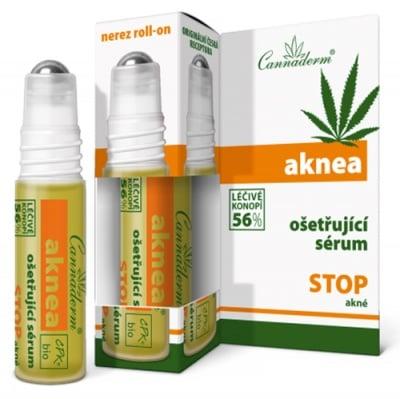 Cannaderm Aknea Serum blemished skin 5 ml. / Канадерм Акнеа Серум за проблемна кожа 5 мл.