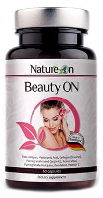 Natureon Beauty On 60 capsules / Нейчърон Бюти Он 60 броя капсули