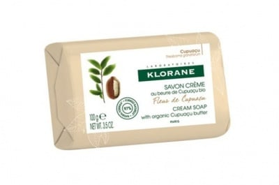 Klorane Cream soap with cupuacu 100 g / Клоран Сапун с купуасу 100 гр.