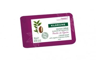 Klorane Cream soap with fig leaf 100 g / Клоран Сапун с листа от смокиня 100 гр.