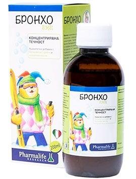 Broncho Bimbi syrup 200 ml. / Бронхо Бимби сироп 200 мл.