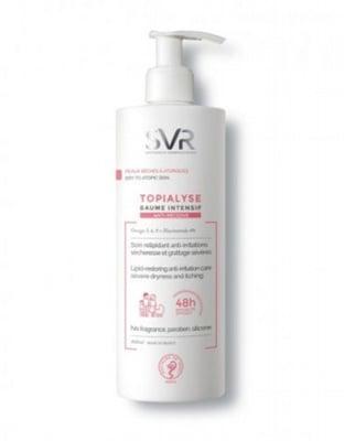SVR Topialyse Еmollient cream 400 ml / Топиализе Балсам интензив за суха кожа 400 мл SVR
