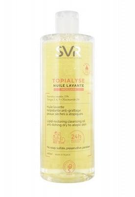 SVR Topialyse lipid-restoring cleansing oil 400 ml / Топиализе мицеларно олио 400 мл SVR
