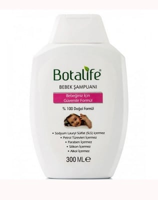 Botalife baby and kids shampoo 300 ml / Боталайф шампоан за бебета и деца 300 мл