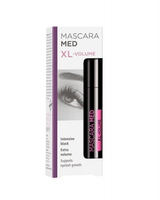 Mascara Med XL volume 6 ml / Маскара Мед XL volume за обем и растеж 6 мл