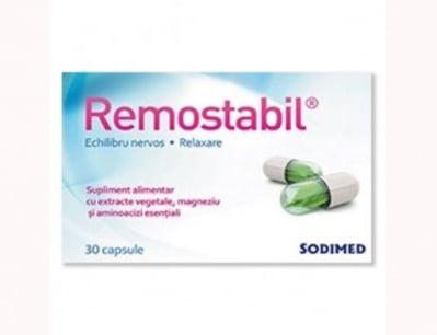 Remostabil 30 capsules / Ремостабил 30 капсули