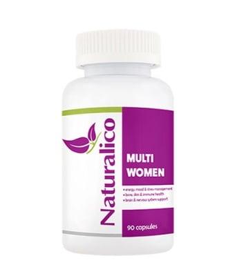 Naturalico Multi women 90 capsules / Натуралико Мулти уоман 90 капсули